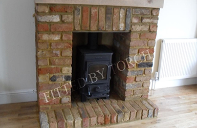 Stoves and Woodburners from Torch Brickwork in Benfleet, Essex